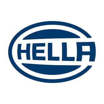 Firmen Logo Hella